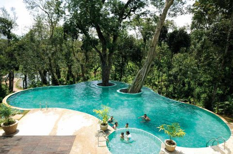 Top Infinity Pools Near Bangalore