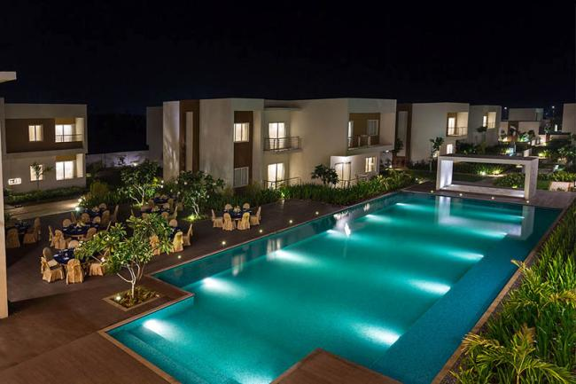 Confluence banquets and resorts ecr mahabalipuram photos - Resorts in ecr with swimming pool ...