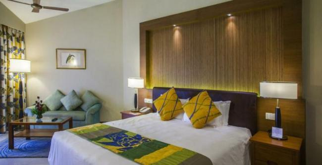 Caravela Beach Resort Garden View Room