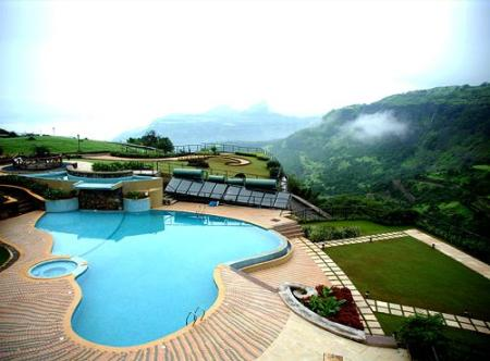 Top 30 resorts in lonavala khandala places to stay in lonavala khandala for Resorts in khandala with swimming pool