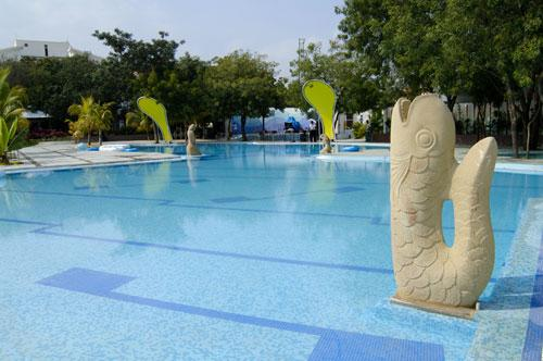 Lahari resorts hyderabad photos reviews deals for Resorts with private swimming pool in hyderabad