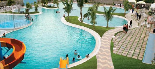 Leonia holistic resort hyderabad photos reviews deals for Resorts with private swimming pool in hyderabad