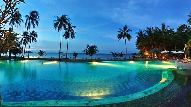 Phi Phi Island Accommodation With Private Pool
